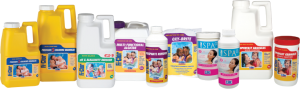 swimming pool water care products