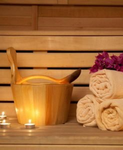 Saunas from Pools and Spas Windlesham