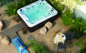 Hot Tubs from Pols and Spas Windlesham