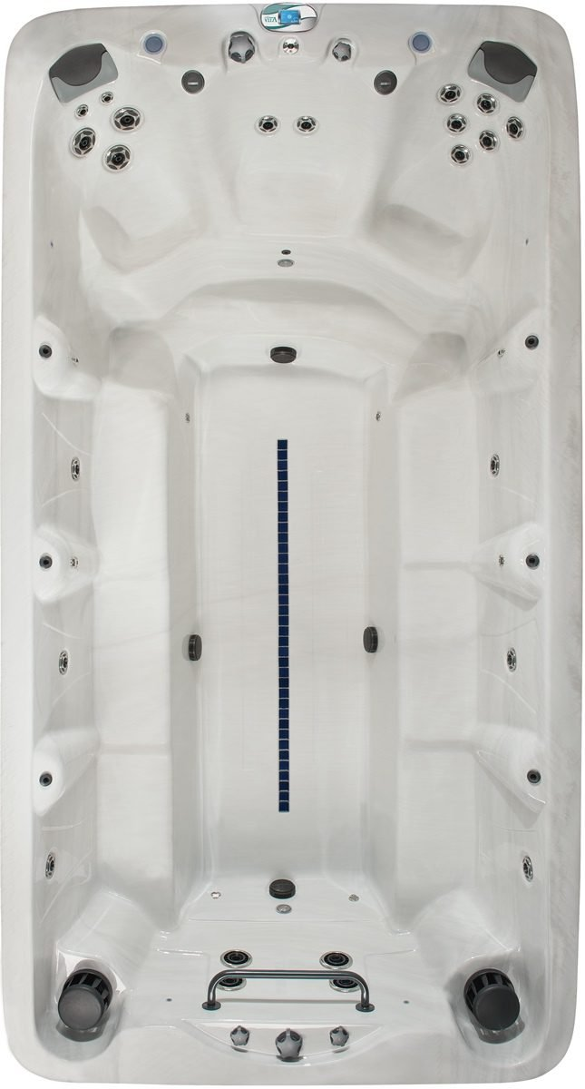 XB4 Swim Spa from Pools and Spas Windlesham