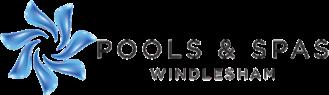 PoolsandSpasWindlesham Logo