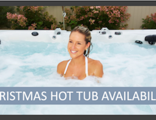 Christmas Hot Tub Availability